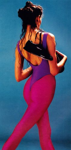 purple & fuchsia.. 1987