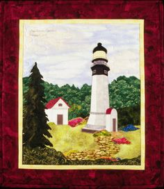 Lighthouse quilt