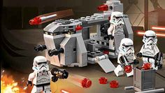 Imperial Troop Transport from Lego - Star Wars and Lego, need we say more?