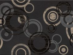 Rising to the challenge of making black tiles more interesting, the Amarante Decor Tile uses creatively overlapping spherical shapes, using intense grey and bronze shades to create a piece of visual engagement. Black Tiles, Porcelain Tile, Wall Tiles, Bronze, Modern, Room Tiles, Trendy Tree, Porcelain Tiles, Subway Tiles