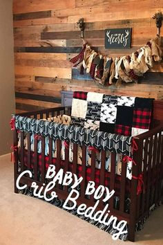 Baby Boy Crib Bedding Is Perfect For Your