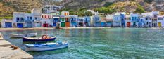 Places to Visit in Milos, Greece While there are traditional settlements throughout the island, that may deserve a visit, the principal settlements are typically built on small creeks and really should be explored. Some are built directly into the natural concavities of the rocks. Regardless of whi