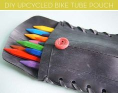 bicycle tube pouch