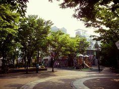 홍대놀이터공원 (Hongdae Playground) in 서울특별시