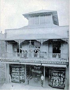 The Trinidad Arcade later known as Stephens & Todd Trinidad Guardian - Mobile Port Of Spain Trinidad, Trinidad Und Tobago, Caribbean Carnival, Caribbean Art, Drums Art, Nature Center, Lost City, Fairy Land, City Style