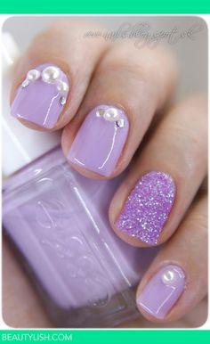 Essie - Nice Is Nice   Nails Maniac V.