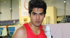 Boxer Vijender ends amateur career; turns pro