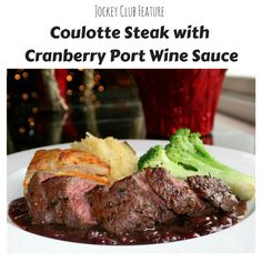 Jockey Club Features, Coulotte Steak, Steak Pan, Steakhouse Au, Farm ...