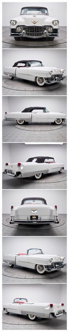 Nice Cars classic 2017: Design,Veículos,Automóveis Clássicos,1954 Cadillac Series 62 Eldorado,Blog do...  Classy Convertibles Check more at http://autoboard.pro/2017/2017/07/29/cars-classic-2017-designveiculosautomoveis-classicos1954-cadillac-series-62-eldoradoblog-do-classy-convertibles/