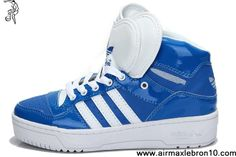 Buy New Adidas Attitude Logo Double Heart Tongue Shoes Dark Blue Fashion Shoes Shop