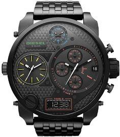 DZ7266 - Authorized DIESEL watch dealer - Mens DIESEL Diesel Mr Daddy, DIESEL watch, DIESEL watches