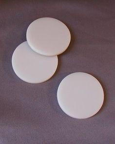Round Acrylic Blanks