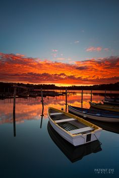 Proudfoots Boats by Aaron Toulmin on 500px