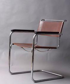 Die 27 Besten Bilder Von Freischwinger Cantilever Chair Armchair