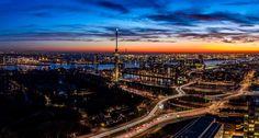 Rotterdam by night (2048×1098)