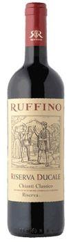 Ruffino Chianti Classico Riserva Ducale Tan Label 2010