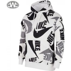 Nike Sportswear, Nike Clothes Mens, Black And White Man, Hoodie Outfit, Nike Outfits, Pull, Emporio Armani, Hoodies, Polo Ralph Lauren