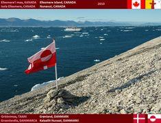 Confini amministrativi - Riigipiirid - Political borders - 国境 - 边界: 2010 CA-GL Kanada-Taani (Gröönimaa) Canada-Danimar...