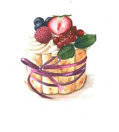 Anna Berezkina : cake