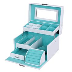 Top Jewelry Box For Teen 62 With Additional Jewelry supplies by Jewelry Box For Teen , diy jewelry box Jewelry Box For Teen Girls Jewelry Box, Teen Jewelry, Jewelry Case, Music Jewelry, Leather Jewelry Box, White Jewelry Box, Jewellery Storage, Jewelry Organization, Jewellery Boxes