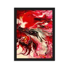 Kehystetty juliste Kaunis #homedecor #posterdesign #poster #art #juliste #koti #sisustus #taide #johannadesign