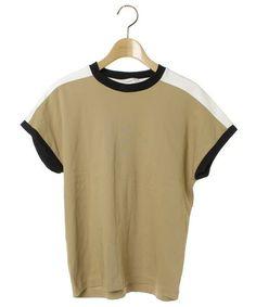【ZOZOTOWN|送料無料】HYKE(ハイク)のブランド古着「半袖カットソー」(Tシャツ/カットソー)をセール価格で購入できます。