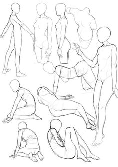 use drawing references to improve your drawings Female Drawing, Human Drawing, Body Drawing, Drawing Base, Manga Drawing Tutorials, Anime Drawing Styles, Drawing Techniques, Anatomy Sketches, Anatomy Drawing
