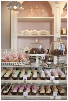 would love to own a bake shop book store in Old Town