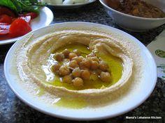How to Make Hummus From Scratch – Lebanese Hummus Recipe | Mamas Lebanese Kitchen - Traditional Lebanese Recipes