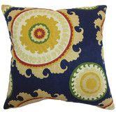 Found it at Wayfair - Obyan Geometric Cotton Throw Pillow