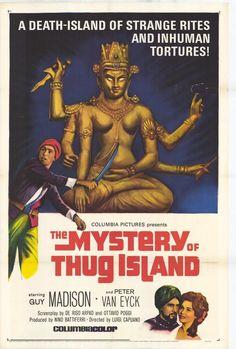 The Mystery Of Thug Island  (1965)