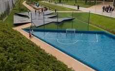 Aqua_Soccer-and-Dymaxion_Golf-by-Topotek1-08 « Landscape Architecture Works   Landezine Aqua Soccer and Dymaxion Golf by Topotek1