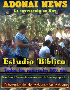 Invitación a la fiesta de los miércoles