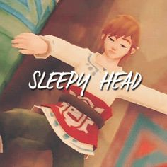 Link... Sleepy head.<---- you know, I always used to wonder why link was so sleepy at the start of the games but then I realized that when he searches for zelda, he probably never got that much sleep which led to his reincarnations to be sleepy. Personal theory