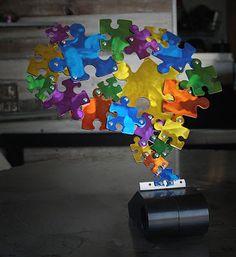 Industrial Revelations--Puzzle Trophies