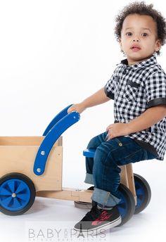Son Checkered Shirt Baby Boy | BabyFromParis