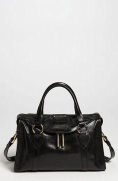 ShopStyle: MARC JACOBS 'Wellington - Small Fulton' Leather Satchel