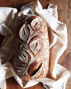 For a dear friend's daughter's confirmation 40% WG Einkorn #breadoflife