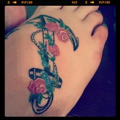 bef1119a6 36 best Beautiful Anchor Tattoos images in 2017 | Anchor tattoos ...