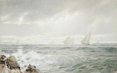William Trost Richards: Visions of Land and Sea | National Academy Museum