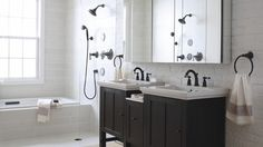 Tub Shower Combo Design Ideas, Pictures, Remodel, and Decor - page 4