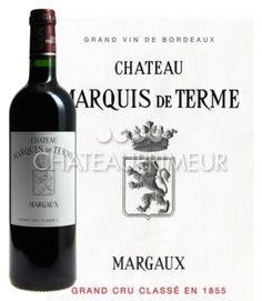 Château Marquis de Terme 2015