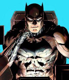 Batman in Justice League #14