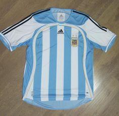 Argentina football shirt 2006