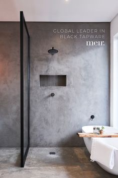 Add luxury to your bathroom build or renovation with Meir tapware. Explore our range online.