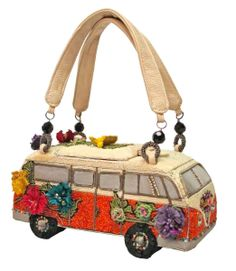 "Mary Frances : Happy bags , ""Hippie Chic"" for the new Spring 2014 Collection"