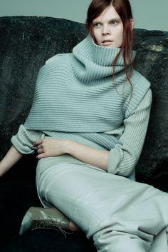 e6a1cf9cb88991 Fashion Landscape. Winter 2014Fall WinterMinimal FashionSweater ...