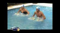 Ejercicios aerobicos con mancuernas de flotación en gimnasia acuatica - http://dietasparabajardepesos.com/blog/ejercicios-aerobicos-con-mancuernas-de-flotacion-en-gimnasia-acuatica/