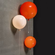 Memory Balloon Wall Light.
