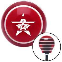 White Stars With Stripes Red Stripe Shift Knob with M16 x 15 Insert - Give your interior the ultimate look. American Shifter's Elite(TM) series shift knobs are made from the highest quality components resulting in a superior feel on every shift. Each shift knob is designed and customized in the USA by skilled shift knob artisans who have a trained eye on every detail. American Shifters shift knobs offers an exclusive aluminum threaded insert designed to be screwed onto your shift arm. You…